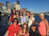 Jaunie Start Strong uzņēmēji un karjeras eksperti dodas atklāt Ameriku!