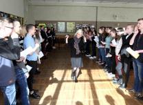 Personības attīstības un karjeras seminārs jauniešiem Lietuvā.