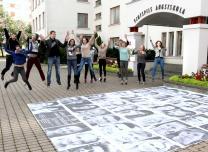 Start Strong karjeras darbnīca Ventspils augstskolā.